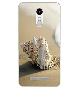 ColourCraft Shell Design Back Case Cover for XIAOMI REDMI NOTE 3 PRO