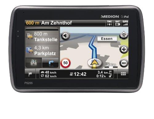 Medion GoPal P5255 Design GPS Navigationssystem