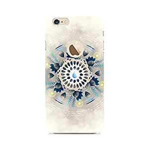 Ebby Blooming Stones Premium Printed Case For Apple iPhone 6/6s with hole