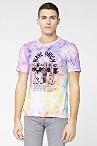 L!VE Short Sleeve Tie-Dye