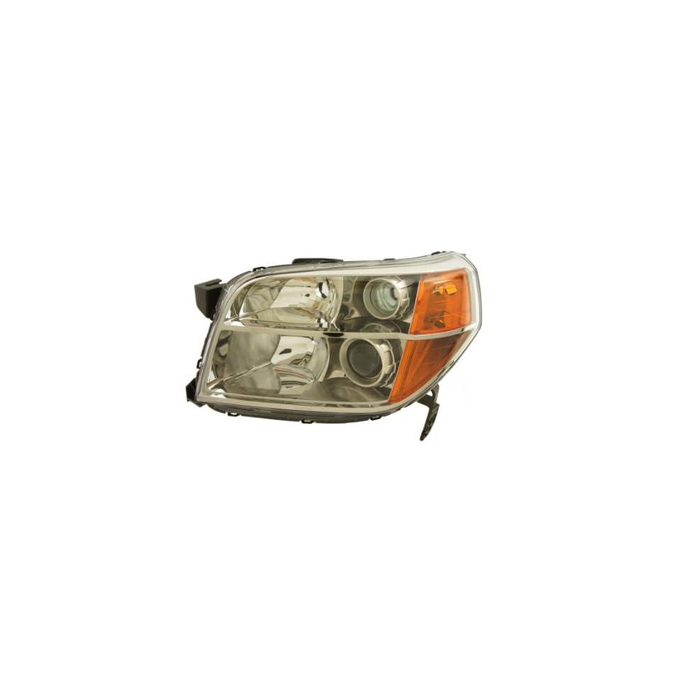 Genuine Honda Parts 33151 S9V A11 Driver Side Headlight Lens/Housing