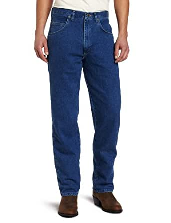 Wrangler men 39 s big tall rugged wear relaxed fit jean at for Mens tall denim shirt