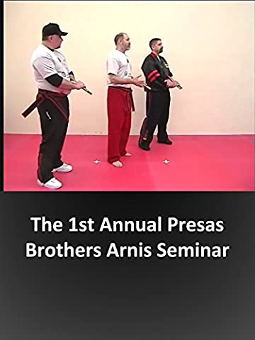 The 1st Annual Presas Brothers Arnis Seminar