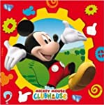 Mickey Mouse Clubhouse serviettes