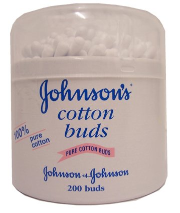 Johnson'S Cotton Buds. 200 Buds front-810038