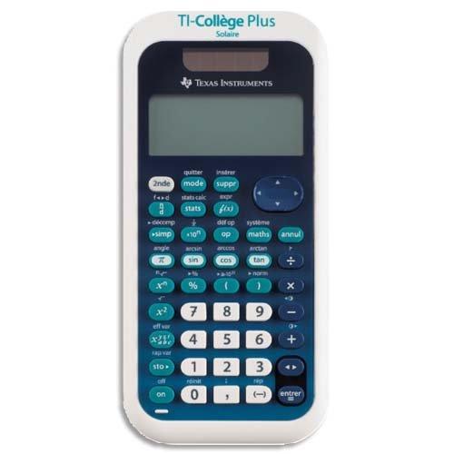 texas-instruments-ti-college-plus-calculadora-cientifica-panel-solar-y-bateria-color-azul-y-blanco