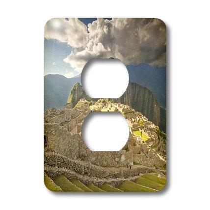 Lsp_87001_6 Danita Delimont - Machu Picchu - Machu Picchu, Ancient Ruins, Peru - Sa17 Hga0029 - Howie Garber - Light Switch Covers - 2 Plug Outlet Cover
