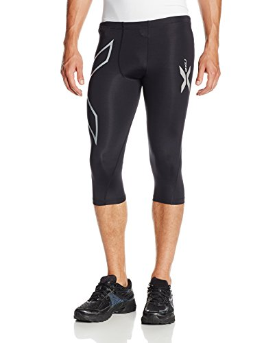 2XU Men's PWX 3/4 Tight Compression Baselayer