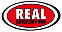Real Skateboards Skateboard Sticker - Real Since Day One