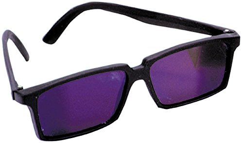 Loftus Joker Spy Rearview Glass, Black, 5.75""