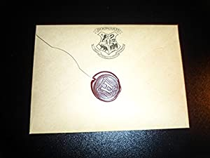 Harry Potter Hogwarts Acceptance Letter Free Tattoo halloween Xmas Hot Gift