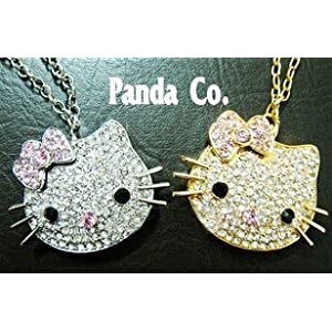 Hello-Kitty-Crystal-Flash-Necklace