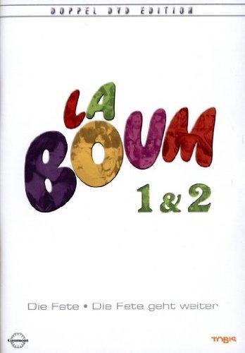 La Boum 1 & 2 (Die Fete / Die Fete geht weiter) [2 DVDs]
