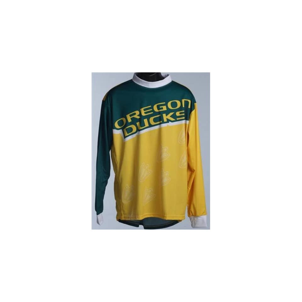 size 40 a0f84 65139 Oregon Ducks Mountain Bike Jersey on PopScreen