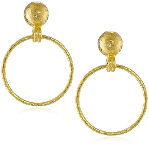 GURHAN-Geo-Small-Hanging-Hoop-Post-Earrings