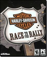 Harley Davidson Motor Cycles &#8211; Race to The Rally
