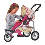 MAMAS & PAPAS 03 SPORT DOLLS PRAM/PUSHCHAIR/STROLLER - Same Day Dispatch