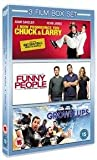 I Now Pronounce You Chuck And Larry/Funny People/Grown Ups [DVD]