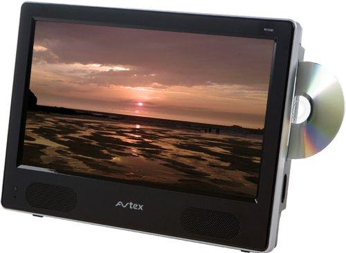 Avtex W163DR All in 1 Combi TV - Black, 16 Inch