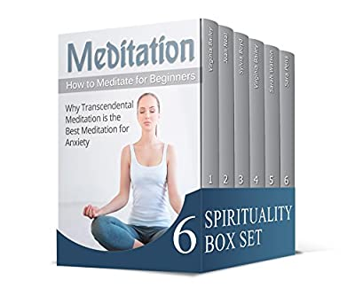 Spirituality Box Set: Amazing Breathing Techniques and Meditation Exercises for Life Without Stress and Worries (Spirituality, yoga for beginners, mindfulness) (English Edition)