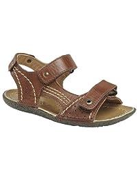 Kickers Pegase Dark Brown Summer Sandals