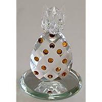 Crystal Pineapple Made with Swarovski Crystal