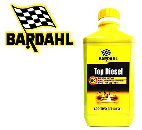 2 litri ADDITIVO BARDAHL TOP DIESEL PROTEZIONE PULIZIA MOTORE AUTO
