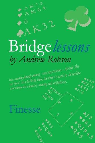 Bridge Lessons: Finesse