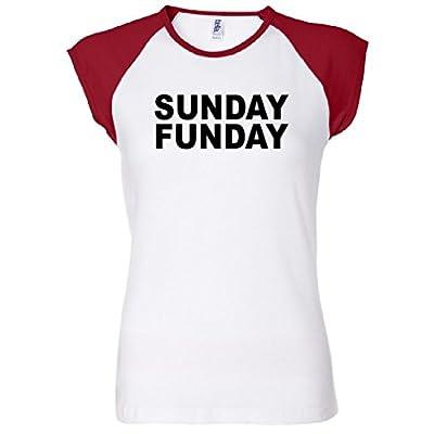 Sunday Funday Women's Raglan T-Shirt