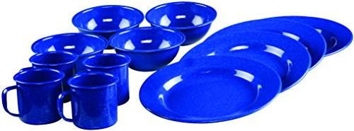 coleman-12-piece-enamel-dinnerware-set