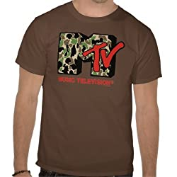 MTV: Paint Ball Tee - Guys