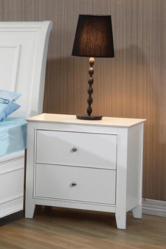Bedside Table Height 4434 front