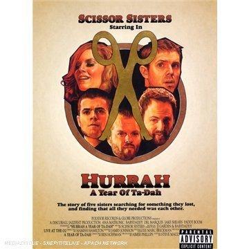 Scissor Sisters - Scissor Sisters - Hurrah A Year Of Ta-Dah - Zortam Music