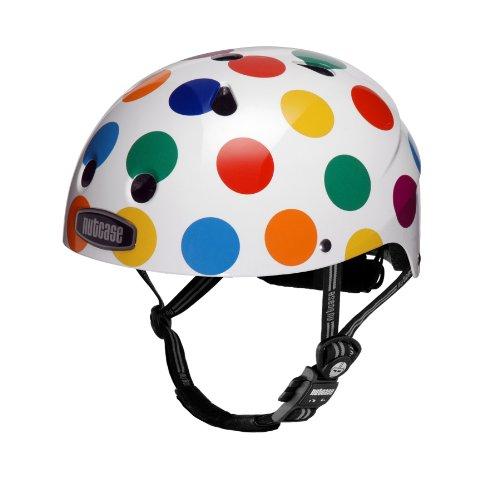 自転車の 子供用 自転車 ヘルメット 選び方 : Nutcase Little Nutty Bike Helmet