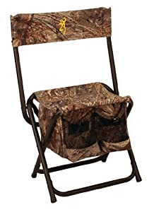Browning Camping 8525001 Dove Shooter Folding Chair by Browning