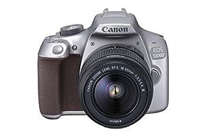 Canon EOS 1300D - Cámaras réflex de 18 MP (pantalla de 3