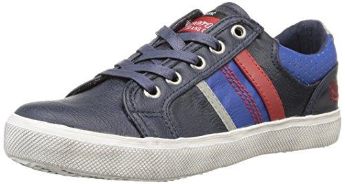 Kaporal - Toury, Sneakers per bambini e ragazzi, blu (marine/rouge), 29
