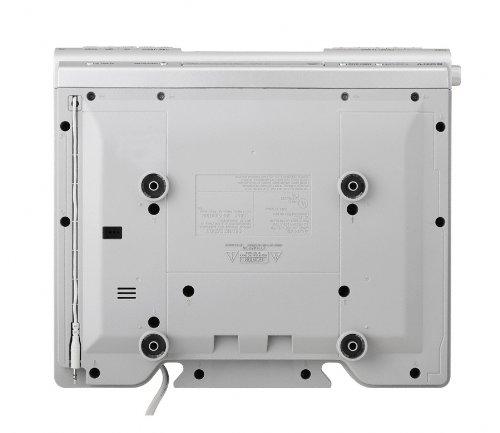 Sony icfcdk50 under cabinet kitchen cd clock radio your - Sony icfcdk50 under cabinet kitchen cd clock radio ...