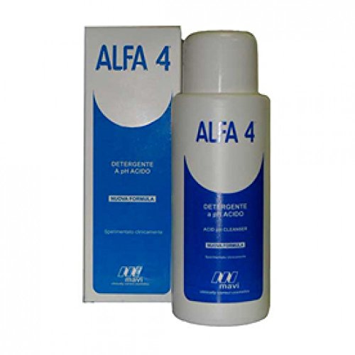 Mavi Sud Alfa 4 Detergente Delcato Ph Acido 200ML