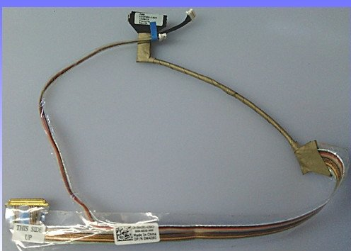 Dell Studio 1555 1558 Led Lcd Flex Ribbon Video Cable W439J Dd0Fm8Lc803 Cn-0W439J