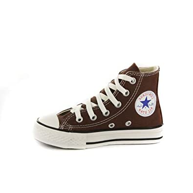 Amazon.com: Kids Converse All Star Chuck Taylor Chocolate