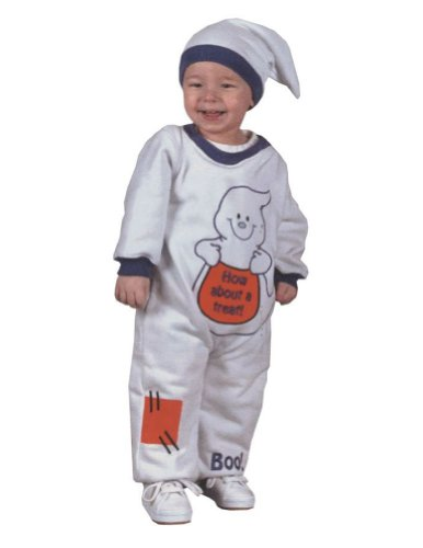 Halloween Costumes Item - Ghost Baby Costume 6-12 Months