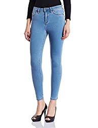 Superdry Womens Skinny Jeans (G70000YNF1_70S Blue_30)