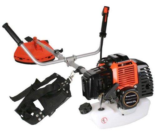 Timbertech® MS52-2TL-orange Motorsense 2-teilig 52ccm 2,2KW/ 3 PS
