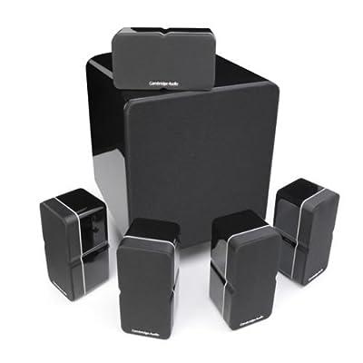 Cambridge Audio - Minx S325 v2 - Home Cinema System - High Gloss Black from Cambridge Audio