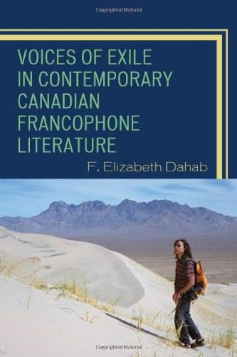 Voices of Exile in Contemporary Canadian Francophone...