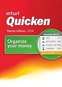 Quicken Starter Edition 2014 [OLD VERSION]