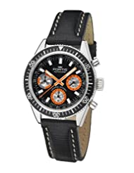 Cheap Price Fortis Men's 800.20.80 L.01 Marinemater Vintage Limited Edition Chronograph Watch