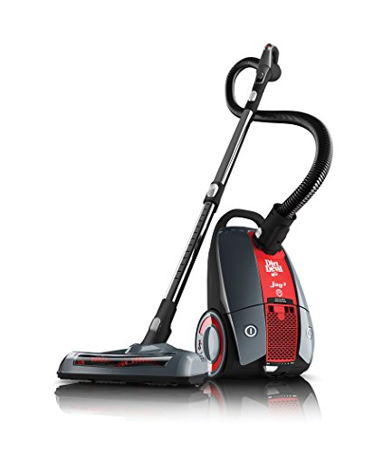 Dirt Devil Jag 3 Canister Vacuum Black SD30055