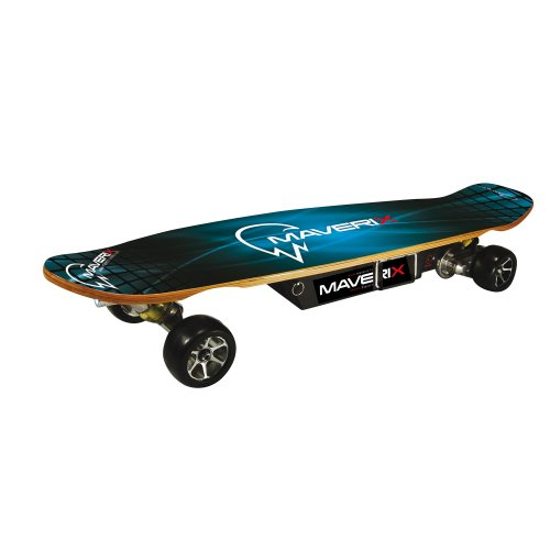 Maverix Skateboard Cruiser Lithium, elektrischer Antrieb (600 W)
